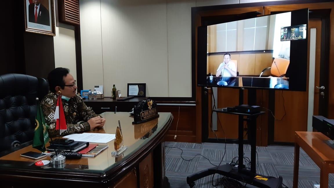 Wakil Walikota Yogyakarta Ajak Masyarakat Bersama Tangani Dampak Wabah Corona